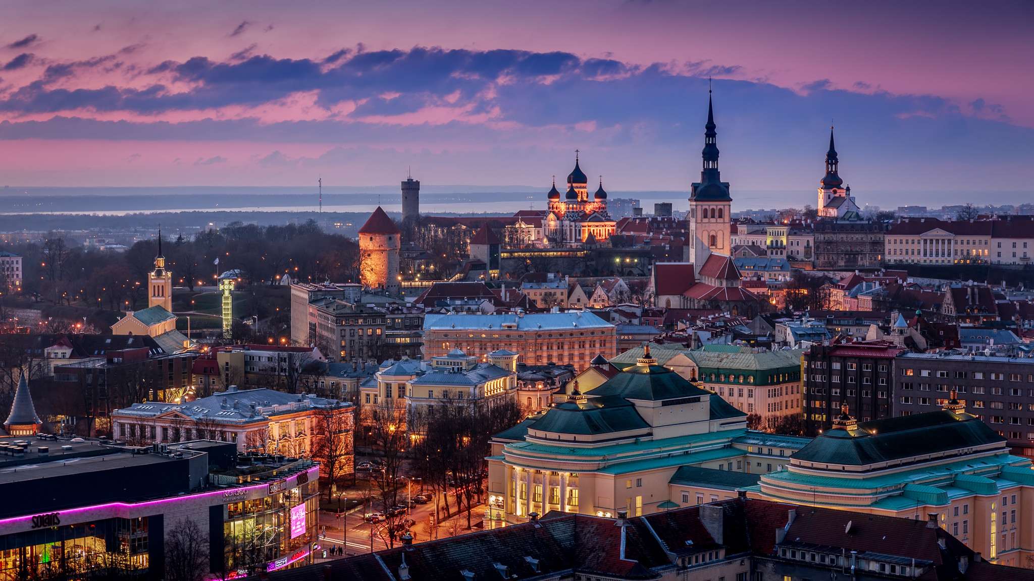 Tallinn, Estonia без смс
