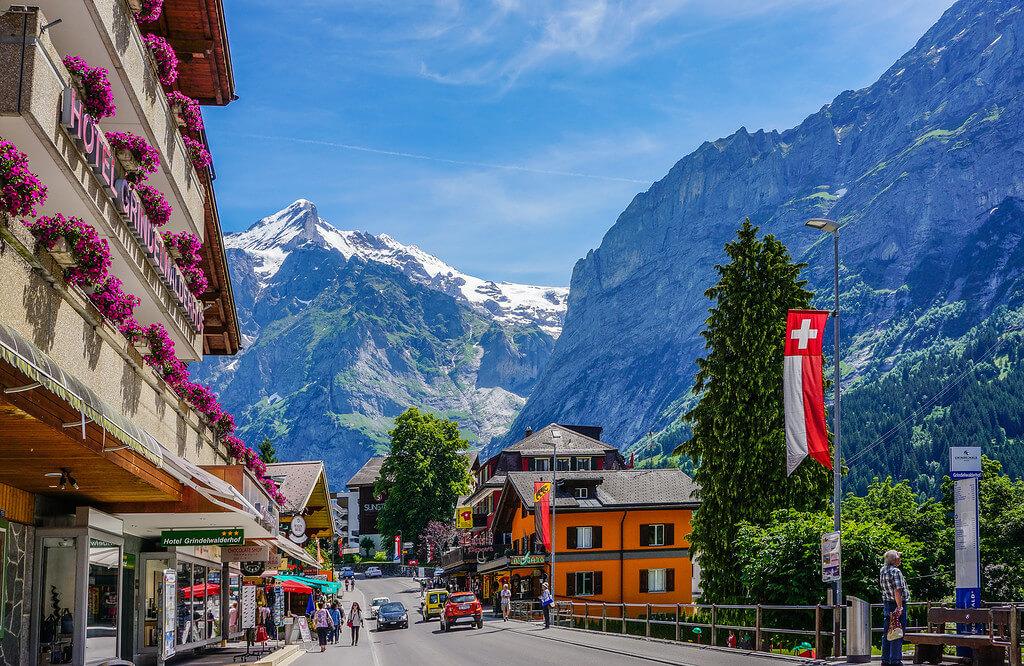 Швейцария — Википедия